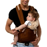 H:oter Cool Baby Carrier, Coffee