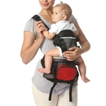 H:oter Multifunctional Baby Carrier, Elegant Infant Carrier With Waist Bag