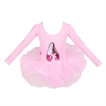 Hoter® Pink Princess Sequined Tutu Dress Size 4-8 , Price/Piece