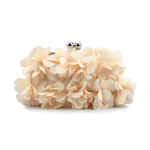 HOTER® Flower-Shape Prom & Party Evening Handbag, Clutch Bag, Gift Ideas