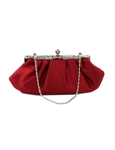 HOTER® Women & Girls Luxurious Prom & Party Evening Handbag With Crystal, Clutch Bag, Gift Ideas