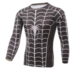 HOTER Winter Long Sleeve T-Shirt Cool Dry Compression Thermal Fleece Baselayer