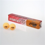 DHS 3-Star 40mm Table Tennis Balls, For Level Superstar And Hall Of Fame (6-Pack)