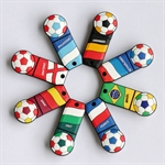 Hoter USB Flash Drive, 2GB Hi-speed Soccer, EuroCup, World Cup, Price/Piece