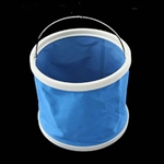 Hoter Sport Camp Bucket, Folding Bucket, 9 Liters