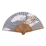 HOTER® Japanese Silk Handheld Folding Fan,Chinese Style