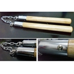 Hoter Log nunchakus, training nunchakus, Bruce Lee nunchakus, martial arts' necessaries