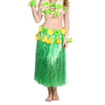 HOTER® Artificial Hawaiian Grass Hula Skirt Dress For Kids Or Adult, Various Colors, Price/Piece