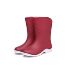 HOTER Latest Simple Fashionable Youth Rain Shoes Skidproof/Waterproof Rainy Day/Garden Work/Outdoor Activities
