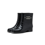 HOTER Latest Fashionable Dinstinctive Glitter Men Rain Shoes Skidproof/Waterproof Rainy Day/Garden Work/Outdoor Activities