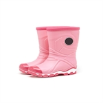 HOTER Latest Fashionable Lovely Girls and Boys Rain Shoes Skidproof/Waterproof Rainy Day/Garden Work/Outdoor Activities