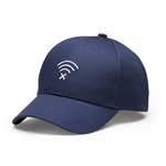 HÖTER 2017 Unisex Embroidery Adjustable Gorgeous Hip Hop Hat Baseball Cap Snapback Hats-Wifi Pattern