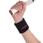 CAMEWIN Pro Sportline Wrist Girding Guard, Sportline Single Wrist Bands, Thick Solid Color Pro Wristband / Sweatband
