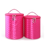 H:oter Women & Girls Cosmetic Bag Makeup Pouch Case Toiletry Bag Make-Up Bag, Gift Ideas--Colors Various, Price/2 Piece