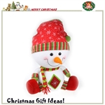 HOTER® 20 inch Handmade Christmas Snowman decorative Toys, Gift Idea