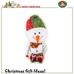 HOTER® 16 inch Handmade Christmas Snowman decorative Toys, Gift Idea
