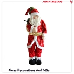 HOTER® 6.6 FT Handmade Christmas Santa Stretch decorative Toys, Gift Idea