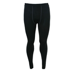 HOTER® Sports Pro Core Compression High Elastic Long Tight, Black