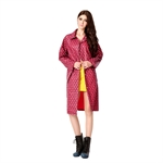 New Fashion Lovely Girl Women Lightweight Raincoat Fast Dry Cute Waterproof Lightweight Rainwear