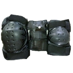 Hoter Professional Skating Protective Gear, 2 Elbow Pads + 2 Wrist Pads + 2 Palm Pads, Six Pieces/Set, Price/Set