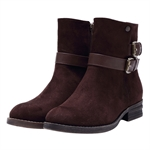 Veni Masee® New Style Vogue Ladies Personality Suede Ankle Boots