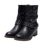 Veni Masee® New Winter Ladies Low-heeled Knee Boots