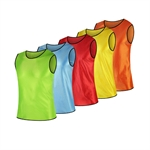 H:oter® Football Soccer Netball Scrimmage Mesh Bibs, Top Quality Training Vest For Children, Price/Piece