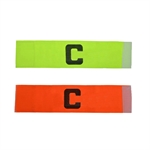 H:oter® Big C Captain Armband For Soccer And Other Team Sports, Price/Piece