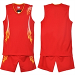 H:oter® Basketball Training Jersey and Shorts Junior