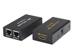 HDMI Extender by CAT - 5e - 6 w - Tx + Rx (30m 1080p)