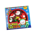 Hoter® Lovely Christmas decoration Erasers, Christmas Gifts, Random Color