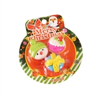 Hoter® Lovely Christmas Erasers, Christmas Gifts, Random Color