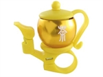 Plastic Aluminum Teapot Bicycle Mounted Bell