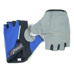 TIERCEL Sports Mountain Bike Driving Fingerless Gloves Size L