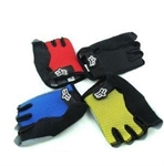 FOX Cycling Bicycle half finger gloves Size XL